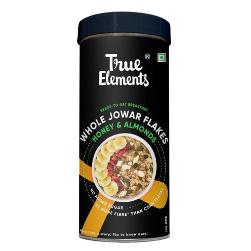 True Elements Jowar Flakes